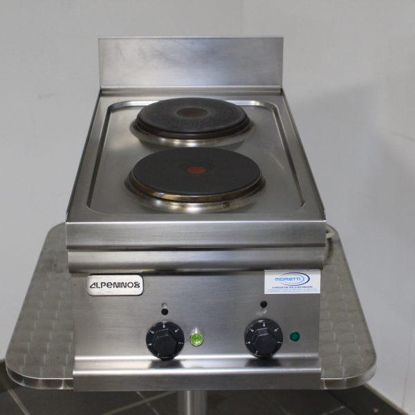 Cucina 2 piastre elettrica